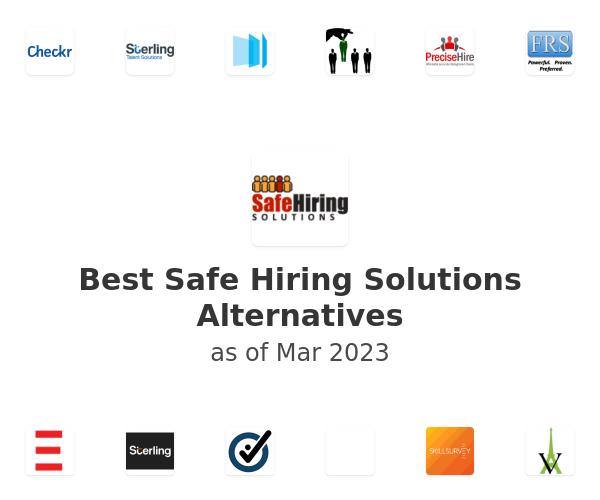 Best Safe Hiring Solutions Alternatives