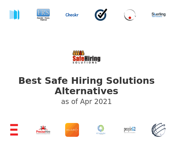 Best Safe Hiring Solutions Alternatives