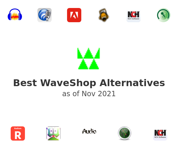 Best WaveShop Alternatives