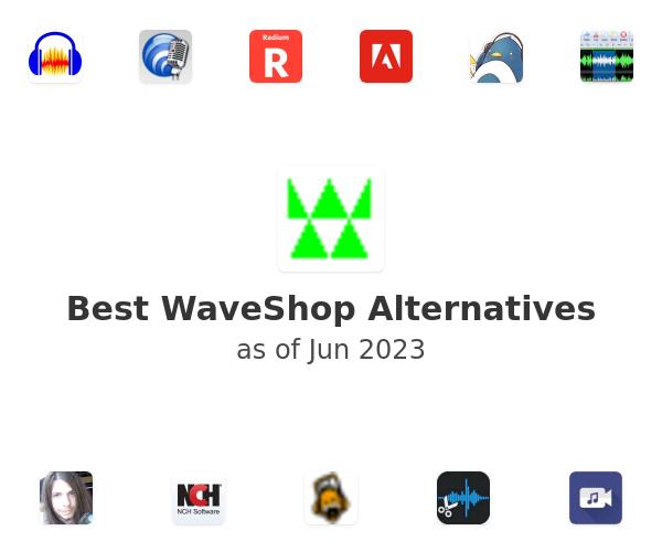 Best WaveShop Alternatives