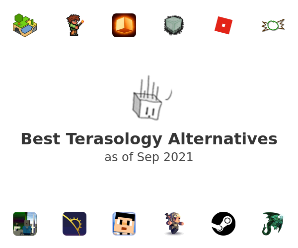 Best Terasology Alternatives
