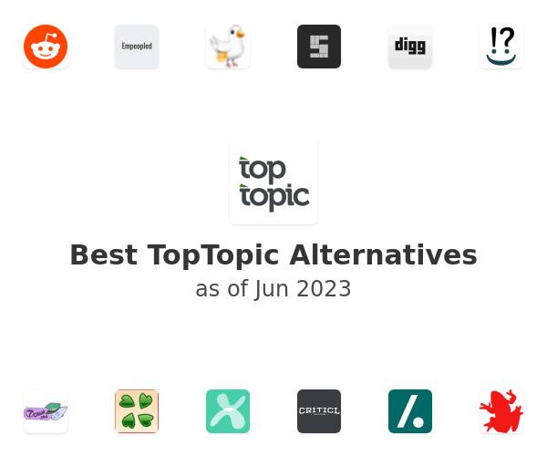 Best TopTopic Alternatives