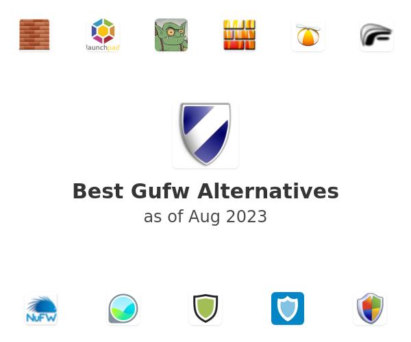 Best Gufw Alternatives