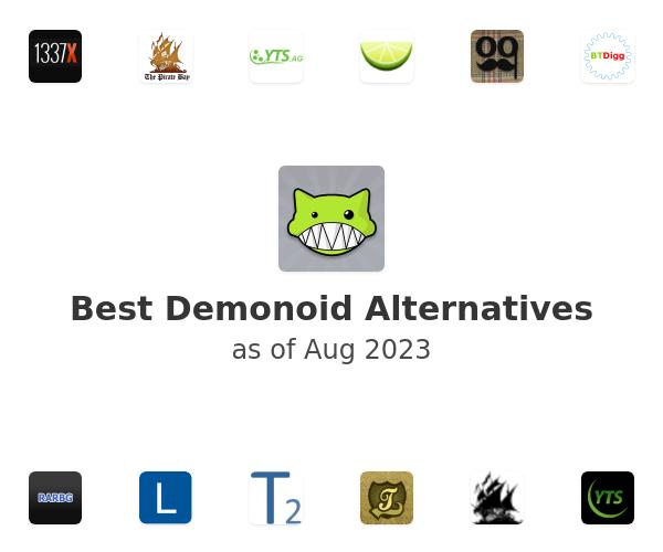 Best Demonoid Alternatives