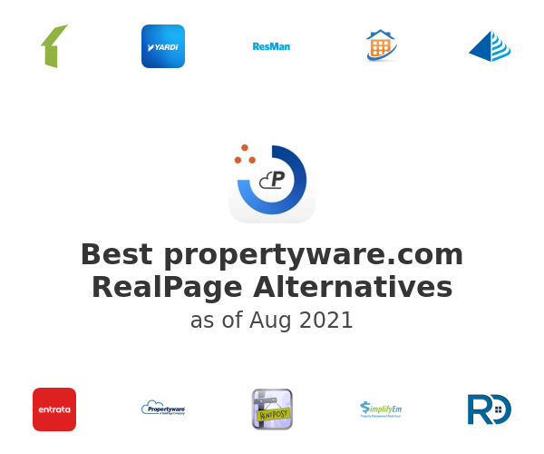 Best propertyware.com RealPage Alternatives