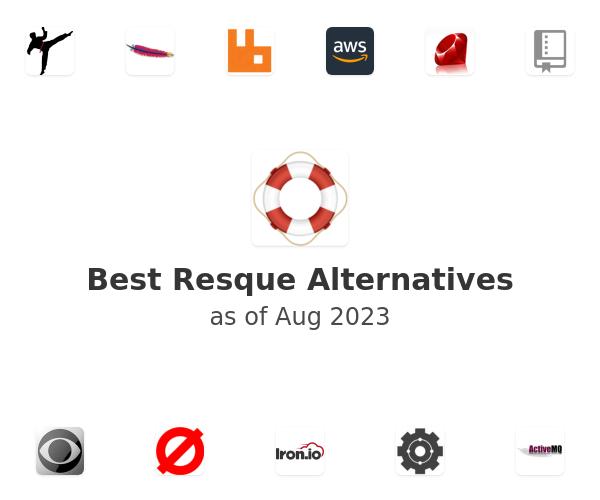 Best Resque Alternatives