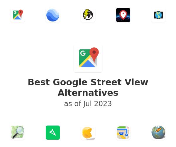 Best Google Street View Alternatives
