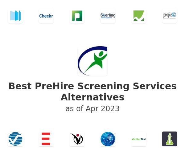 Best PreHire Screening Services Alternatives