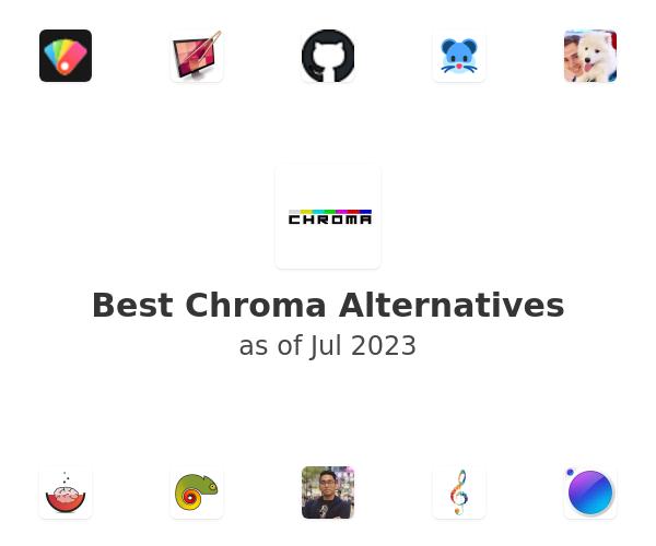 Best Chroma Alternatives