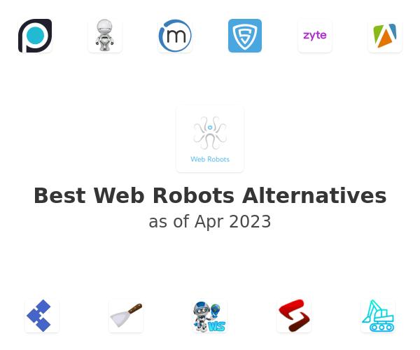 Best Web Robots Alternatives