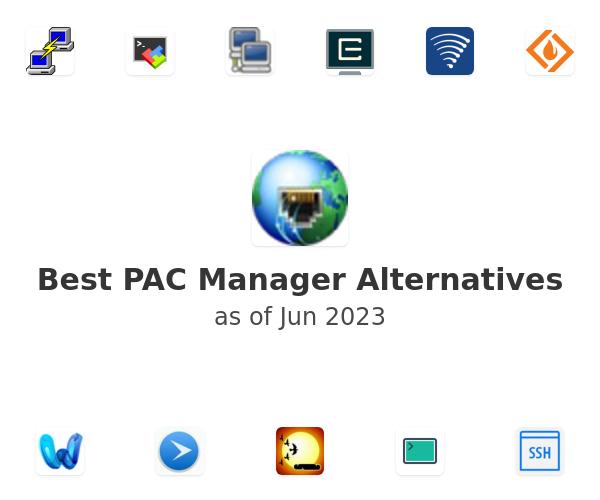 Best PAC Manager Alternatives