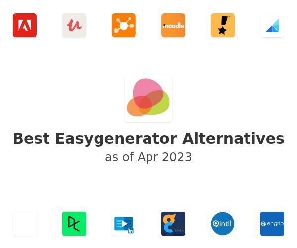 Best Easygenerator Alternatives