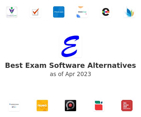 Best Exam Software Alternatives