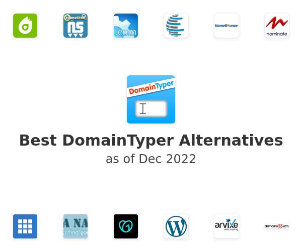 Best DomainTyper Alternatives