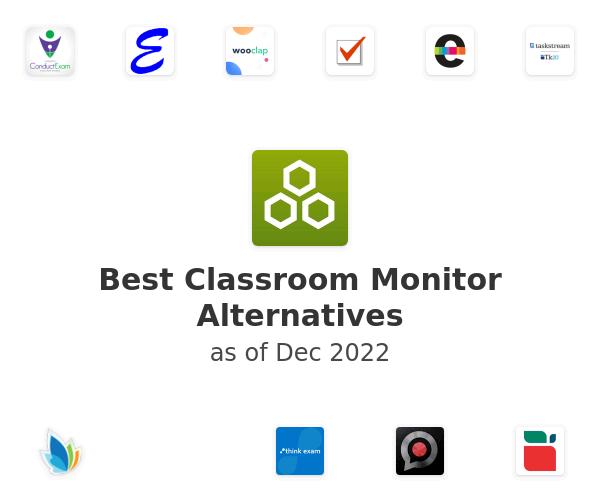 Best Classroom Monitor Alternatives