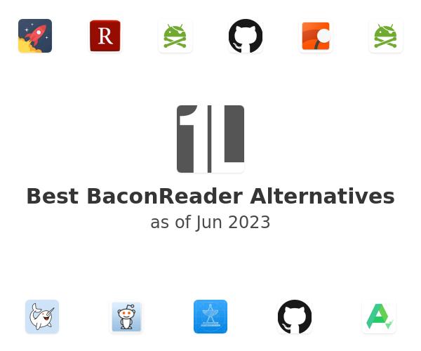 Best BaconReader Alternatives