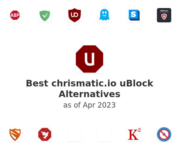 Best uBlock Alternatives