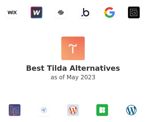 Best Tilda Publishing Alternatives