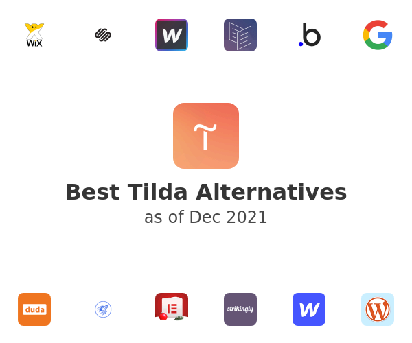 Best Tilda Alternatives