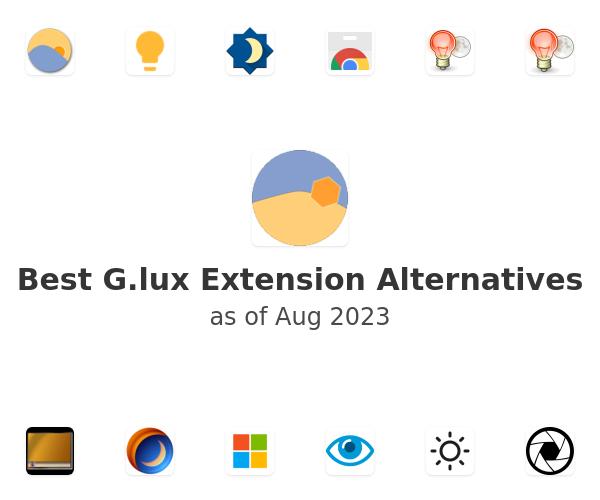 Best G.lux Alternatives