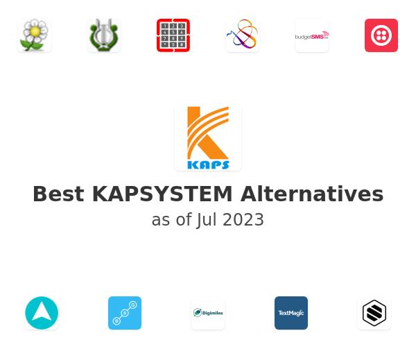 Best KAPSYSTEM Alternatives
