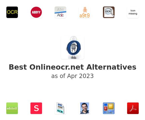 Best Online OCR Alternatives