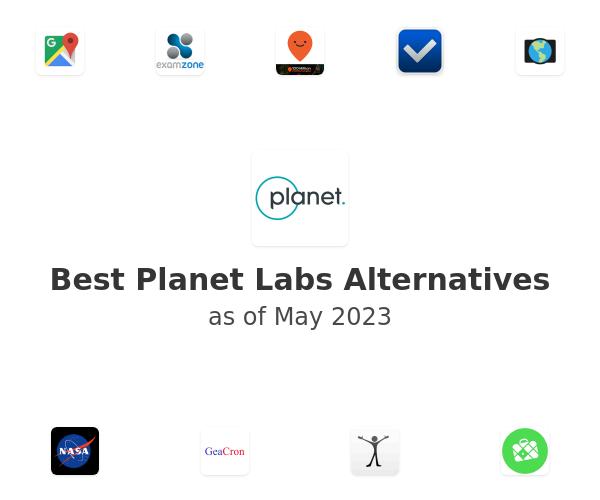 Best Planet Labs Alternatives