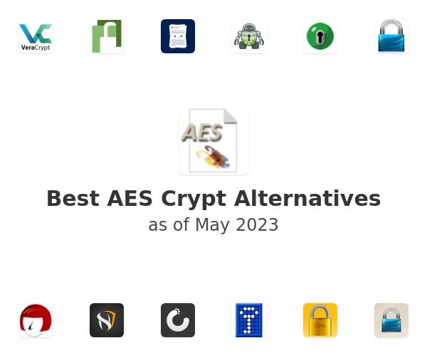 Best AES Crypt Alternatives