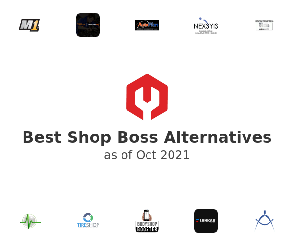 Best Shop Boss Alternatives