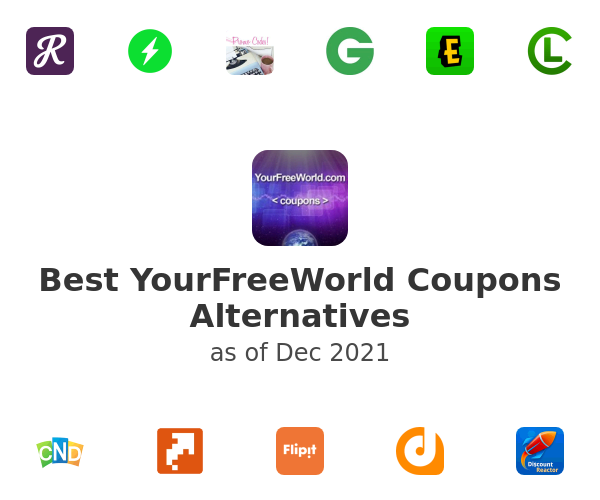 Best YourFreeWorld Coupons Alternatives