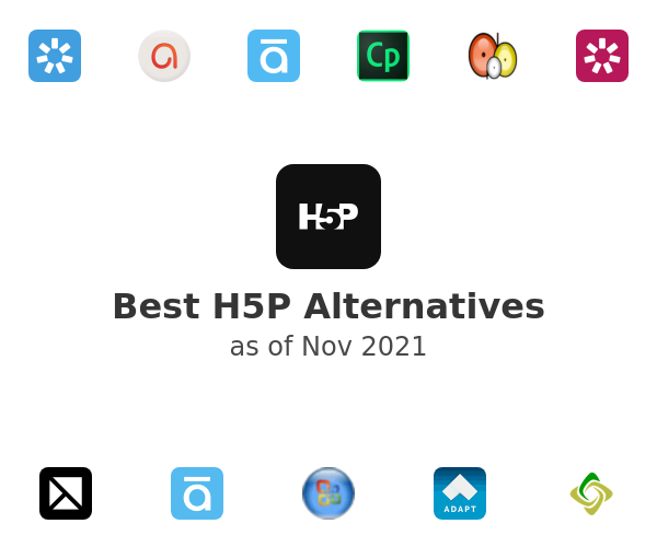 Best H5P Alternatives