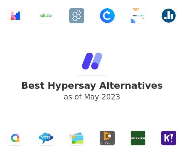 Best Hypersay Alternatives
