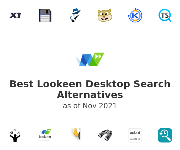 Best Lookeen Desktop Search Alternatives