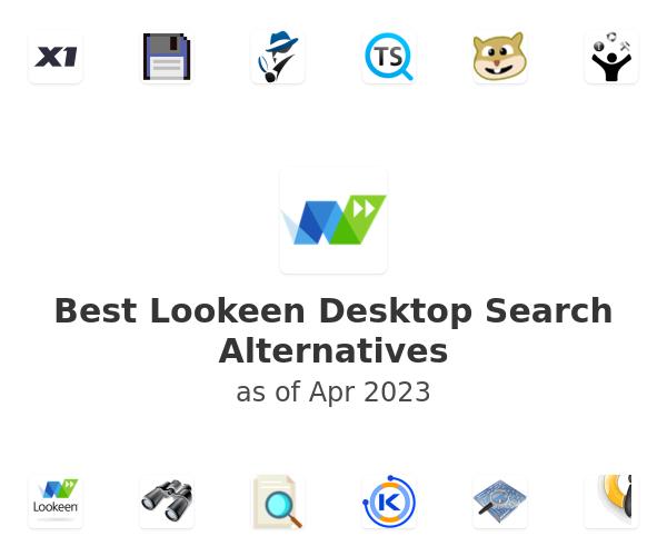 Best Lookeen Desktop Search Alternatives
