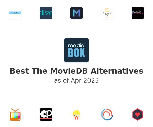 Best The MovieDB Alternatives
