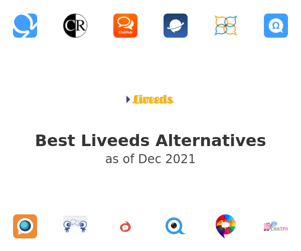 Best Liveeds Alternatives