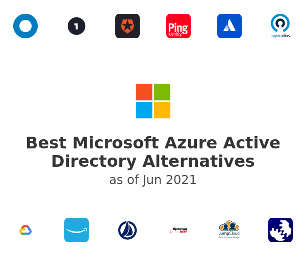 Best Microsoft Azure Active Directory Alternatives
