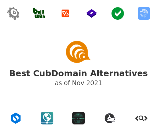 Best CubDomain Alternatives