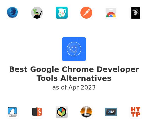 Best Google Chrome Developer Tools Alternatives