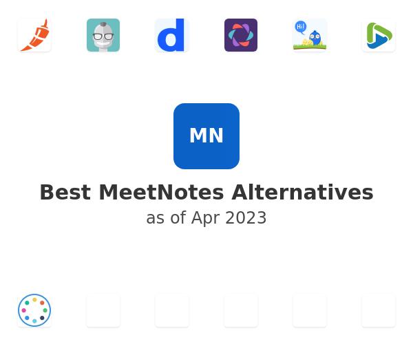 Best MeetNotes Alternatives