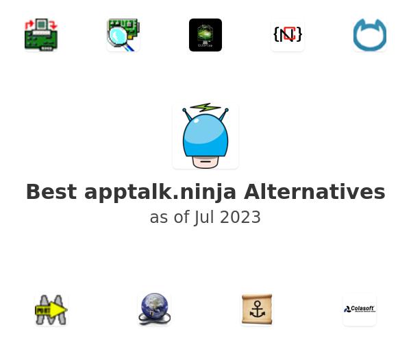 Best apptalk.ninja Alternatives