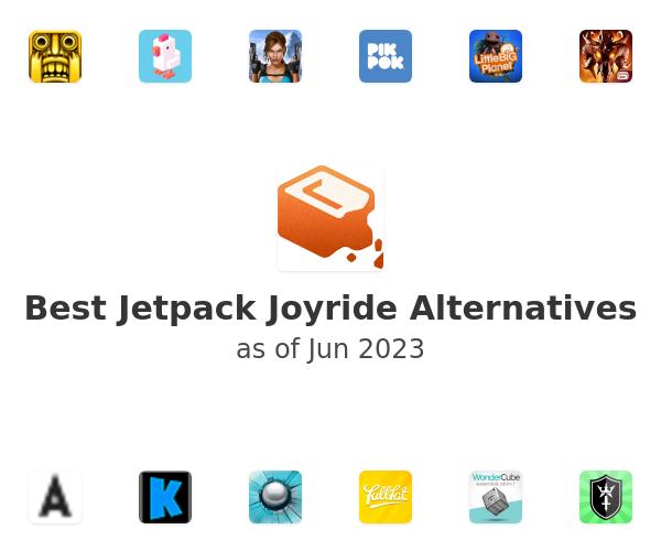 Best Jetpack Joyride Alternatives
