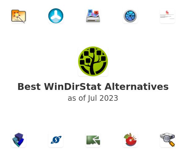Best WinDirStat Alternatives