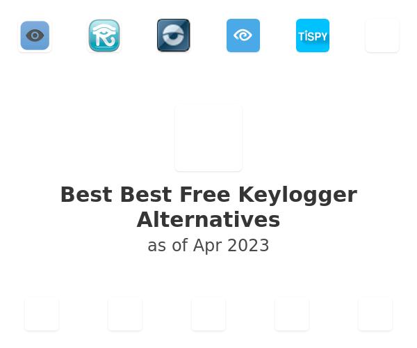 Best Best Free Keylogger Alternatives