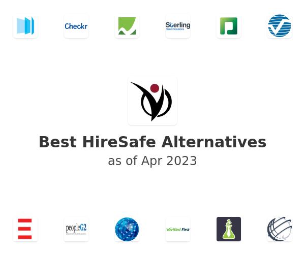 Best HireSafe Alternatives