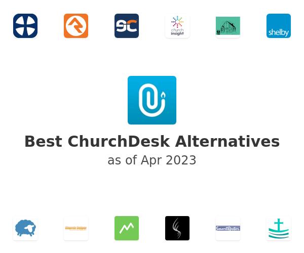 Best ChurchDesk Alternatives