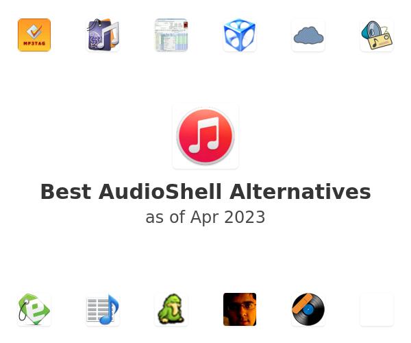 Best AudioShell Alternatives