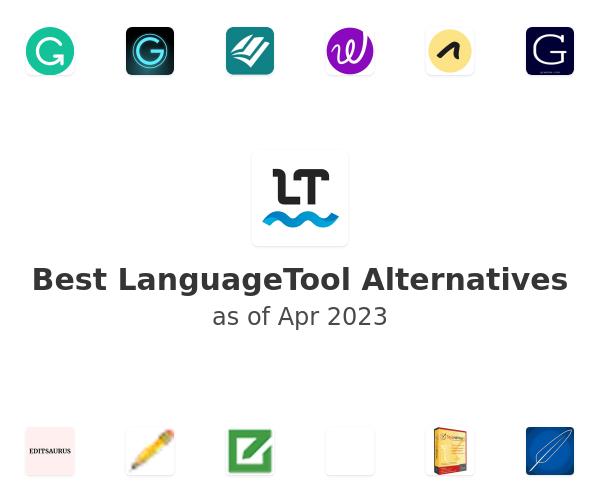 Best LanguageTool Alternatives