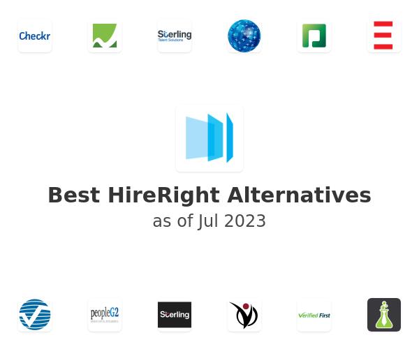 Best HireRight Alternatives