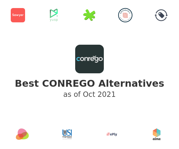 Best CONREGO Alternatives
